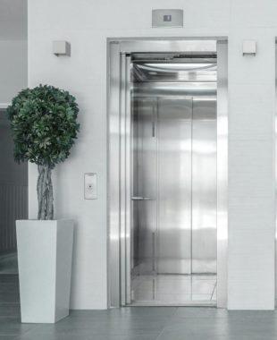 Aufzug Neubau